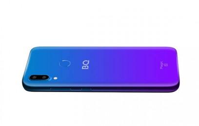 Бюджетный смартфон BQ 5731L Magic S получил поддержку NFC - изображение