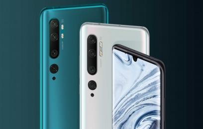 Представлены новые  Xiaomi Mi Note 10 и Mi Note 10 Pro: смартфоны с 108-МП пентакамерами - изображение