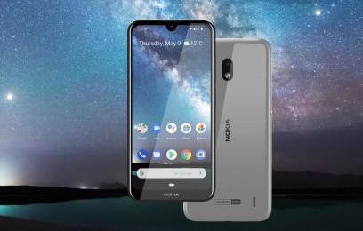 Nokia 2.3: бюджетный смартфон с технологией искусственного интеллекта - изображение