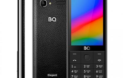 BQ 3595 Elegant: «кожа» да «рожа» - изображение