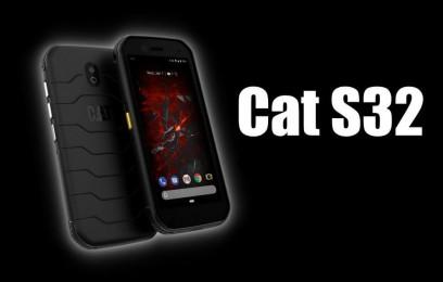 Caterpillar Cat S32: новый защищенный смартфон представлен в Лас-Вегасе  - изображение