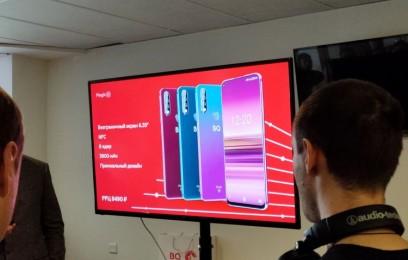 Представлен новый бюджетник BQ 6042L Magic с поддержкой NFC - изображение