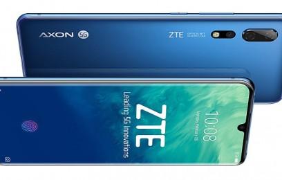 ZTE Axon 10s Pro 5G: первый смартфон на чипе Snapdragon 865 - изображение