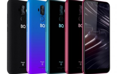 Смартфон BQ 6042L Magic E: самый бюджетный среди флагманской серии Magic - изображение