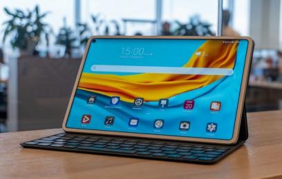 Планшет Huawei MatePad Pro 5G: тоненький, в интересных расцветках, с отверстием в - изображение