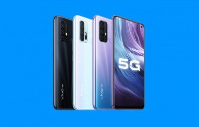 Анонс Vivo Z6 5G: смартфона на Snapdragon 765G и квартетной камерой - изображение