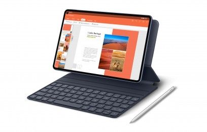 Huawei выпустила оригинальный планшет MatePad - изображение