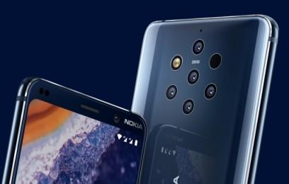 Смартфон Nokia 9.3 PureView засветился на концепт-изображениях в сети - изображение