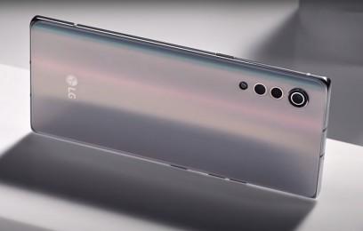 Готовится выход смартфона LG Velvet - изображение
