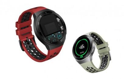Умные часы Huawei Watch GT 2e: стильная компоновка и недорогой ценник - изображение