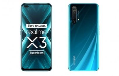 Анонс нового смартфона Realme X3 SuperZoom - изображение