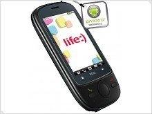 Новогоднее предложение от life:) – Android-смартфон всего за 999 гривен - изображение
