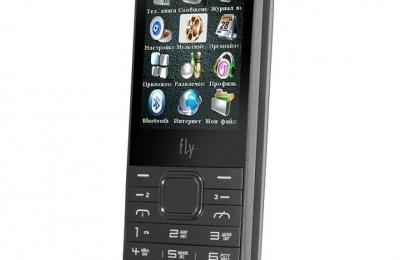 Телефон Fly TS107: две SIM-карты не предел  - изображение