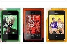 Smartphones Nokia Asha for Windows Phone - изображение