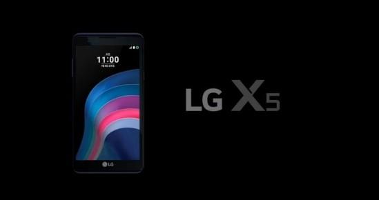 LG X5 (2018): новинка с аккумулятором на 4500 мАч - изображение