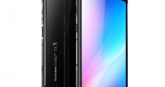 Анонс Blackview BV6100: смартфон с оригинальной фронталкой - изображение