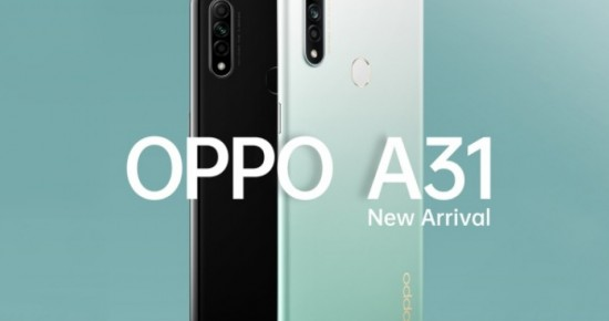 Компания OPPO скоро анонсирует бюджетный смартфон A31. - изображение