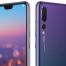 Новинка Huawei P20 Pro – рендеры в разных цветах и особенным положением камеры