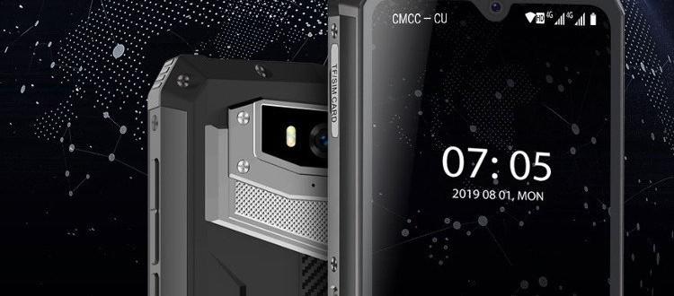 Защищенный Blackview Bv9100 получил аккумулятор на 13 000 мАч - изображение