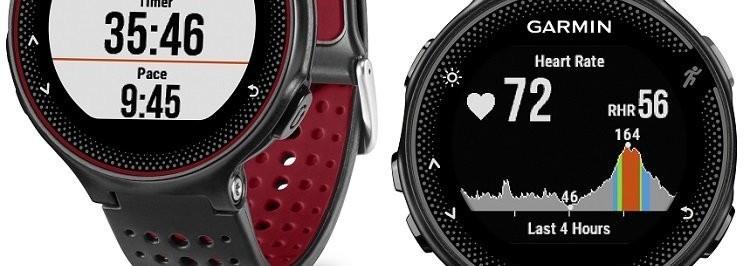 Garmin Forerunner 630, Garmin Forerunner 235 и Garmin Forerunner 230 – умные часы для спортивных - изображение