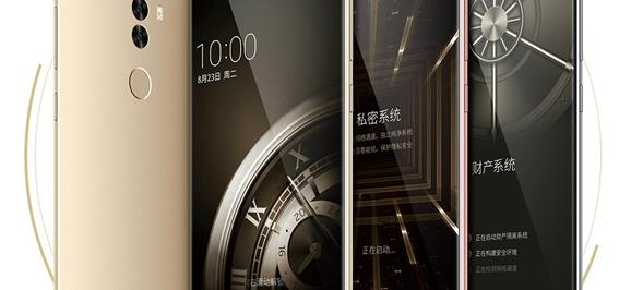 Устройства премиум класса 360 Q5 и Q5 Plus от компании 360 Mobiles - изображение