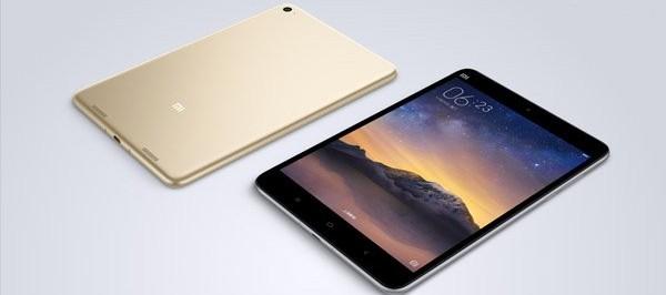 Планшет Xiaomi MiPad 3 с процессором MediaTek на 6 ядер - изображение