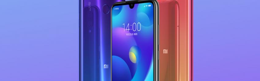 Новинка Xiaomi Mi Play: смартфон среднего уровня и хорошего качества - изображение