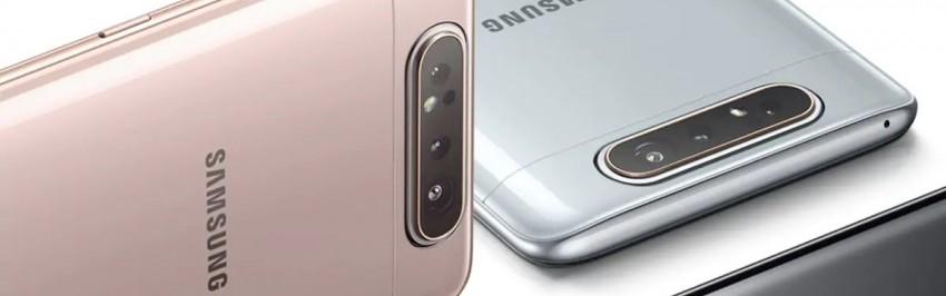 Анонс простенького смартфона Samsung Galaxy A90 5G - изображение