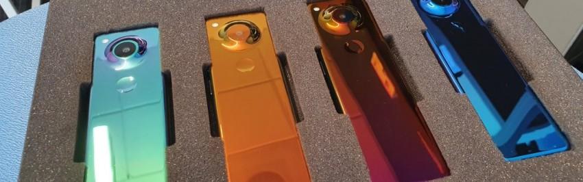 Бренд Essential работает над вытянутым смартфоном - изображение