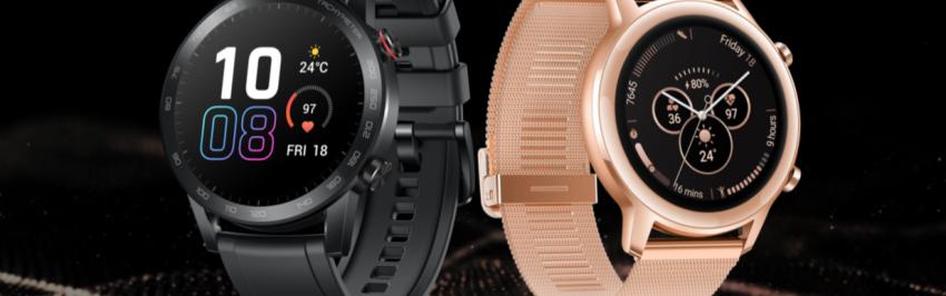Honor MagicWatch 2 - новые умные часы с большим перечнем полезного функционала - изображение
