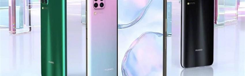 Huawei Nova 7i наградили 48-МП камерой и скоростной подзарядкой 40 Вт - изображение