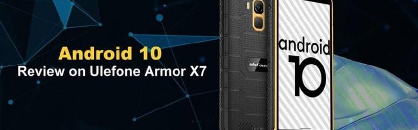 Выпущен Ulefone Armor X7 - бюджетный смартфон со странным функционалом - изображение