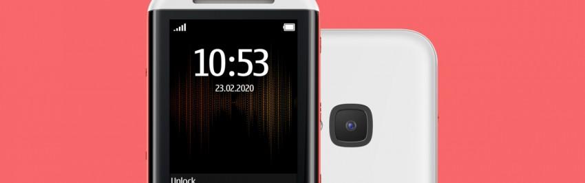 Смартфон Nokia 5310 поступил в продажу - изображение