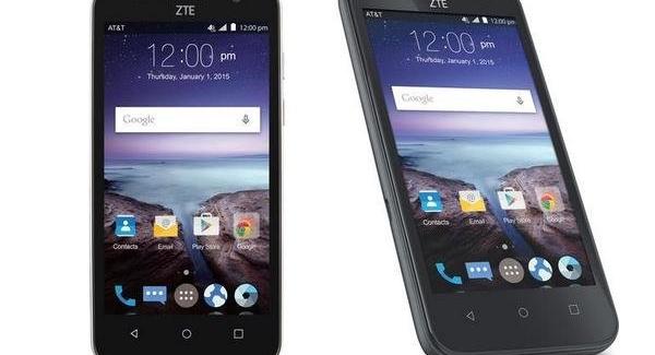 ZTE Maven и ZTE Sonata 2 – ультрабюджетные смартфоны  - изображение