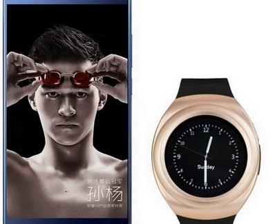 Новые смарт-часы TenFifteen имеют сопряжение со многими смартфонами на базе - изображение