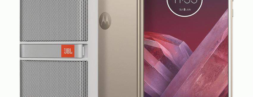 Стали известны детальные характеристики и изображения новинки Moto Z2 Play - изображение