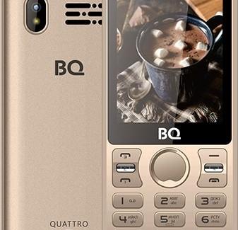 BQ-2821 Quattro Power – внушительный аккумулятор и сразу 4 слота под SIM-карту - изображение