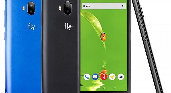 Представлен новый Fly View под управлением Android Go - изображение