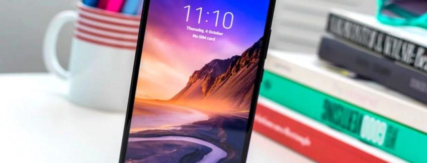 Смартфон Xiaomi Mi Max 4 обещают выпустить с тройной 32 МП камерой - изображение