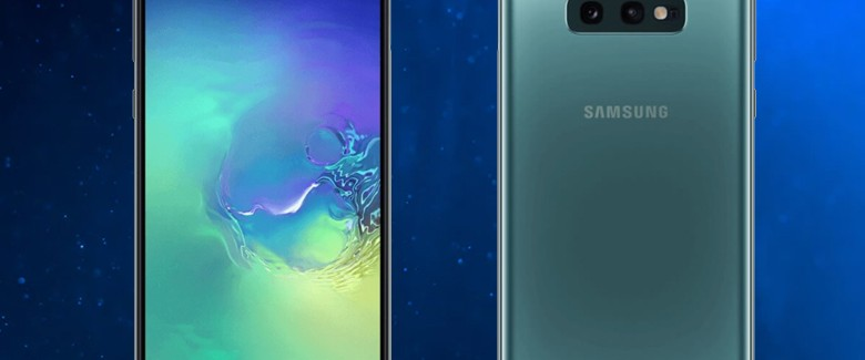 Утечка рендеров Galaxy S10E, самого известного флагмана Samsung - изображение