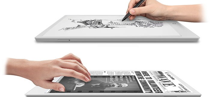 Анонс EeWrite E-Pad: новенький планшет-копия YotaPhone - изображение