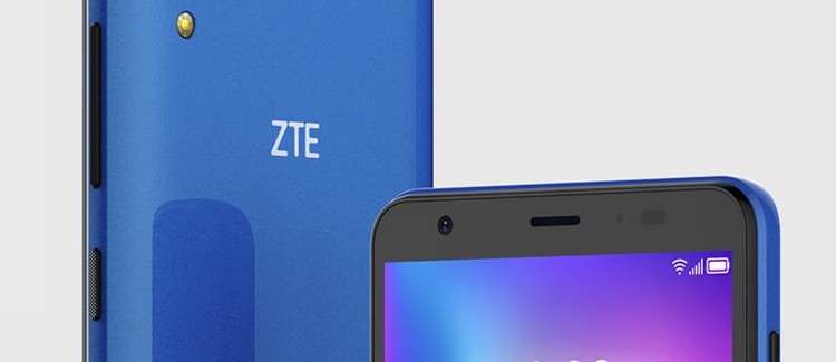 100-долларовый смартфон ZTE Blade A5 2016: 5.4 дюймовый экран в формате HD+ - изображение