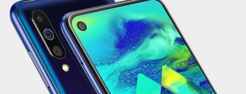 Знакомство с Samsung Galaxy M40: экран FHD+ Infinity-O и чипсет Snapdragon 675 - изображение