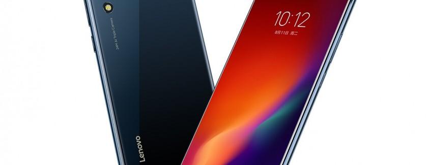 Анонс новинки Lenovo Z6: три камеры и дисплей Full HD+ - изображение