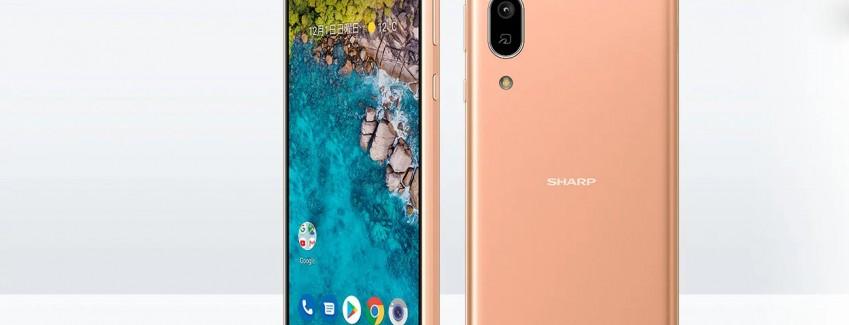 Новинка Sharp S7 получит операционку Android One и экран Full HD+ - изображение