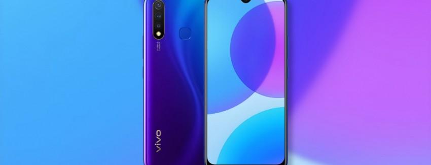 Анонсирован новый, «почти» бюджетный смартфон Vivo U3 - изображение