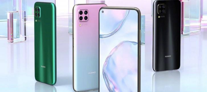 Смартфон Huawei Nova 6 SE: квадрокамера и чип Kirin 810 - изображение