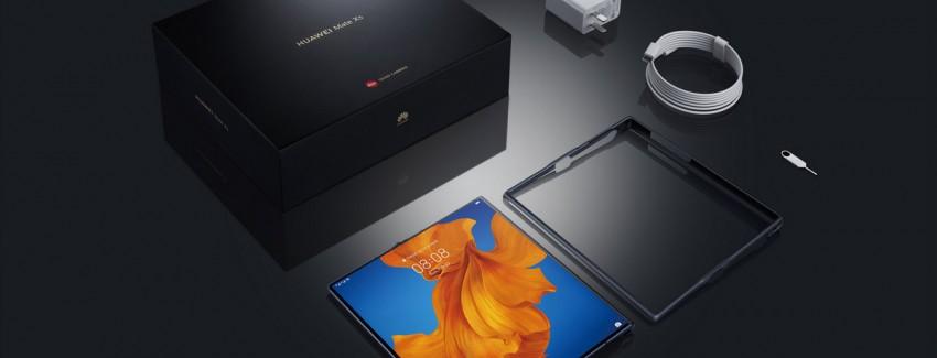 Huawei Mate Xs: складной смартфон за мегаденьги - изображение