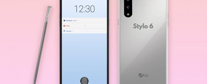 LG представила новинку LG Stylo 6 - изображение