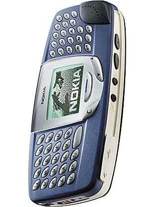 Фото Nokia 5510